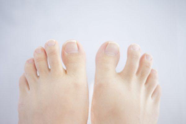 足の悩みにお答えします 足の爪編 イメージ