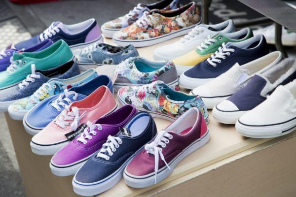 スニーカー、運動用の靴の選び方 イメージ
