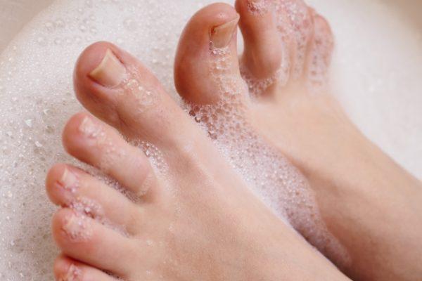 健康な足を作るための毎日の足の手入れ方法 イメージ