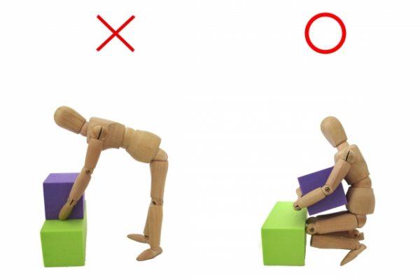 移動介助の基本動作とポイント イメージ